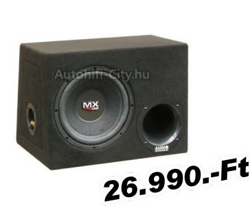 Audio System MX 10 Plus BR BassReflex mélyláda