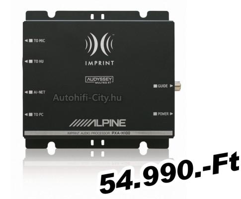 ALPINE PXA-H100.