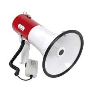 autóhifi megaphone