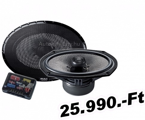 Mac Audio CRX 69.2 ovál autóhangszóró