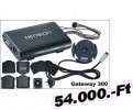 Dension Audi  Gateway 300 + iPod tartó (Cradle) (GW33AU2 + IP34CR9)