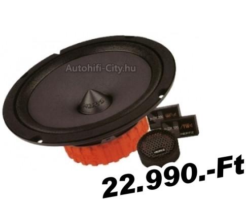 16 cm es autóhangszóró Hertz DCX 165.2 Autóhifi