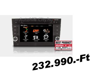 Zenec ZE-NC5011D Gyári kinézetű multimédiás autórádió 60d4733d45