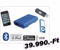 Dension Dension Gateway Lite BT iPod és USB interface Bluetooth kia  Fiat