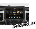 ALPINE i902D-DU Mobile Media Station for Fiat Ducato 3/Citroen Jumper 2/Peugeot Boxer 2 2din DVD autórádió monitorral