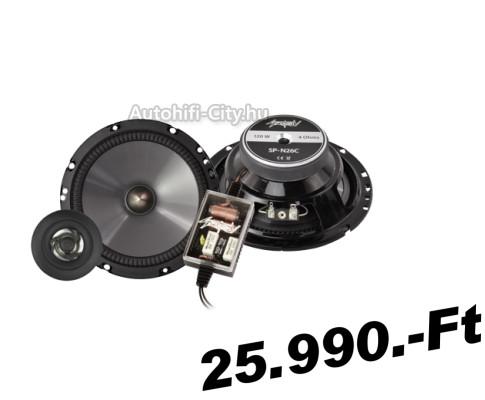 Spectron SP-N26C hangszóró szett 16,5 cm 120 Watt 16 cm-es elsőszett